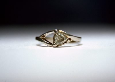 platinum-ring