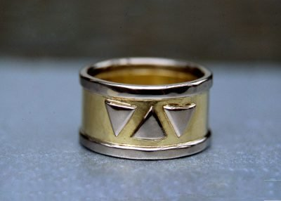 triangles-ring