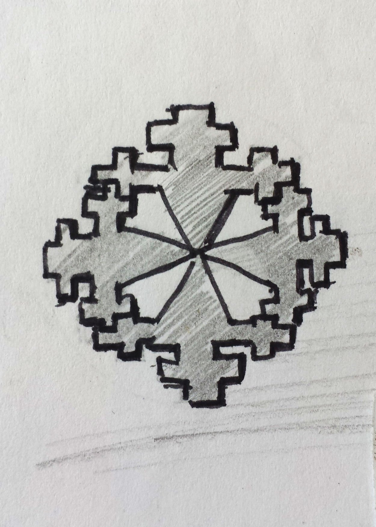 Somerville College Appeal Brooch Design