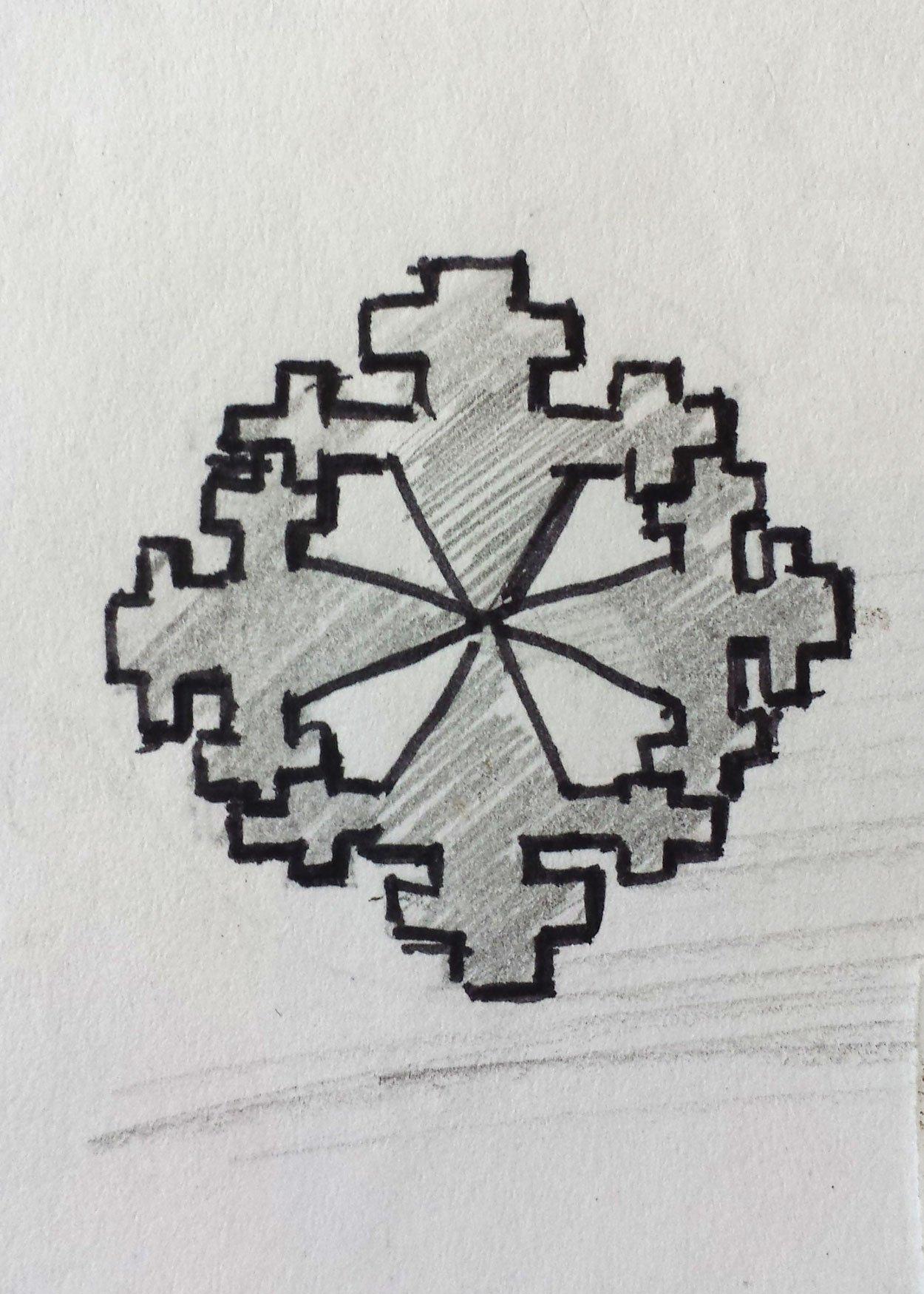 Somerville College Appeal Brooch Design