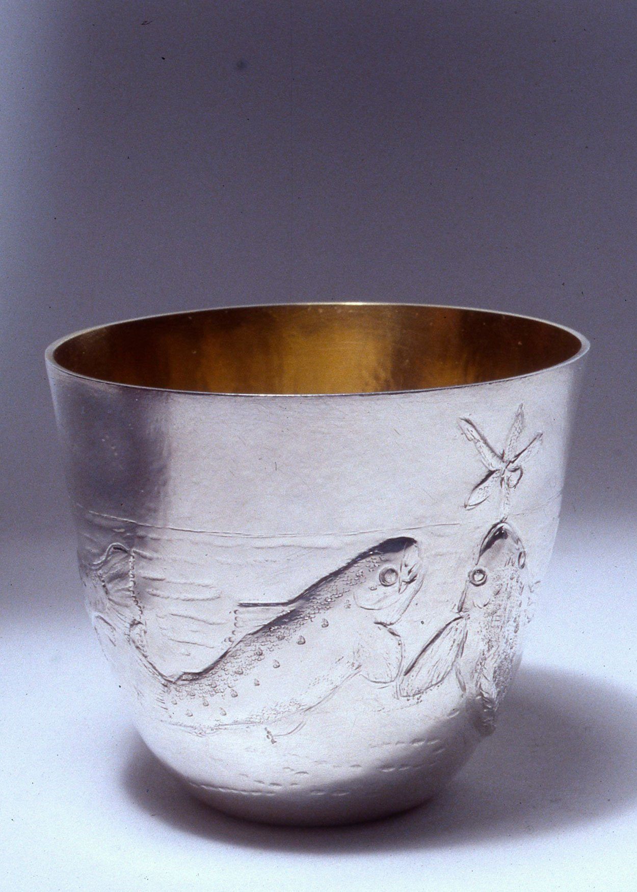Trout Whisky beaker